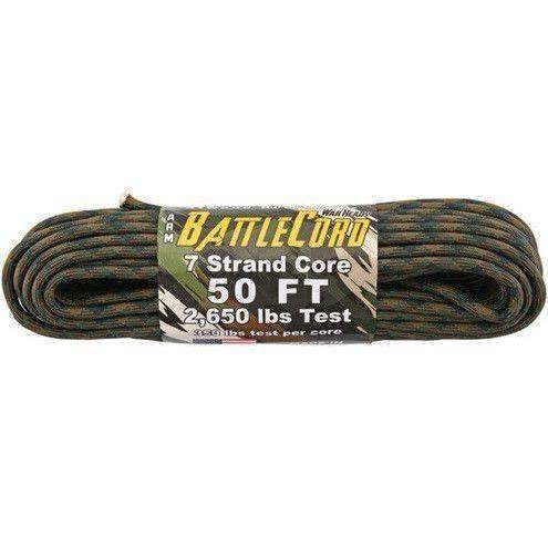 Atwood ARM BattleCord Woodland-Bushcraft-BushcraftLab