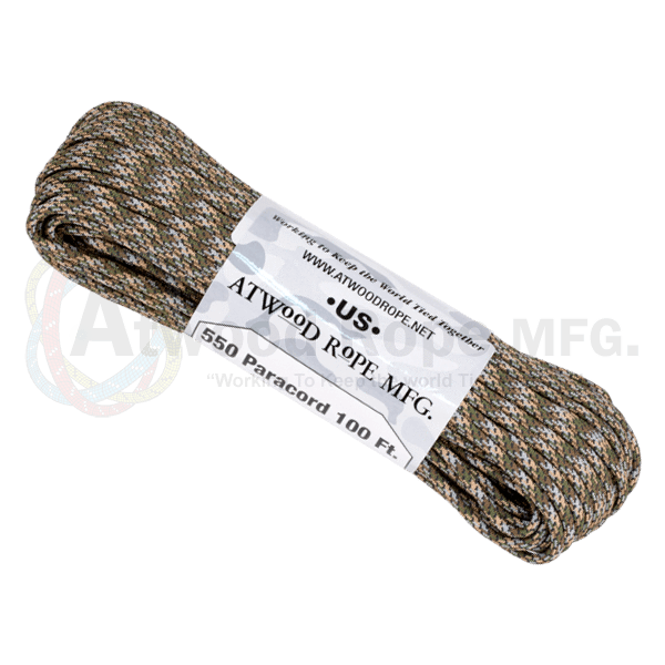 Atwood Rope Company 550 Paracord Infiltrate 30mtr-Bushcraft-BushcraftLab