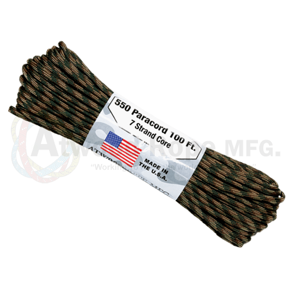 Atwood Rope Company 550 Paracord Recon 30mtr-Bushcraft-BushcraftLab