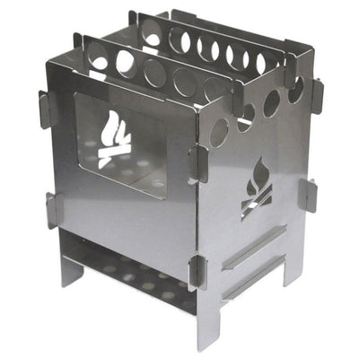 Bushcraft Essentials Bushbox Pocket Stove-Bushcraft-BushcraftLab