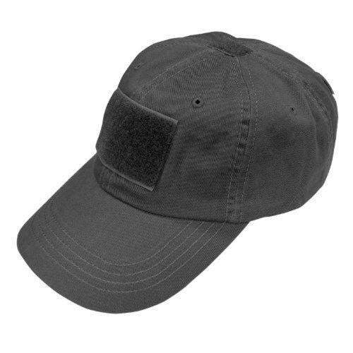 Condor Baseball Cap Black-Clothing-BushcraftLab