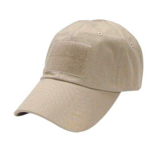 Condor Baseball Cap Tan-Clothing-BushcraftLab