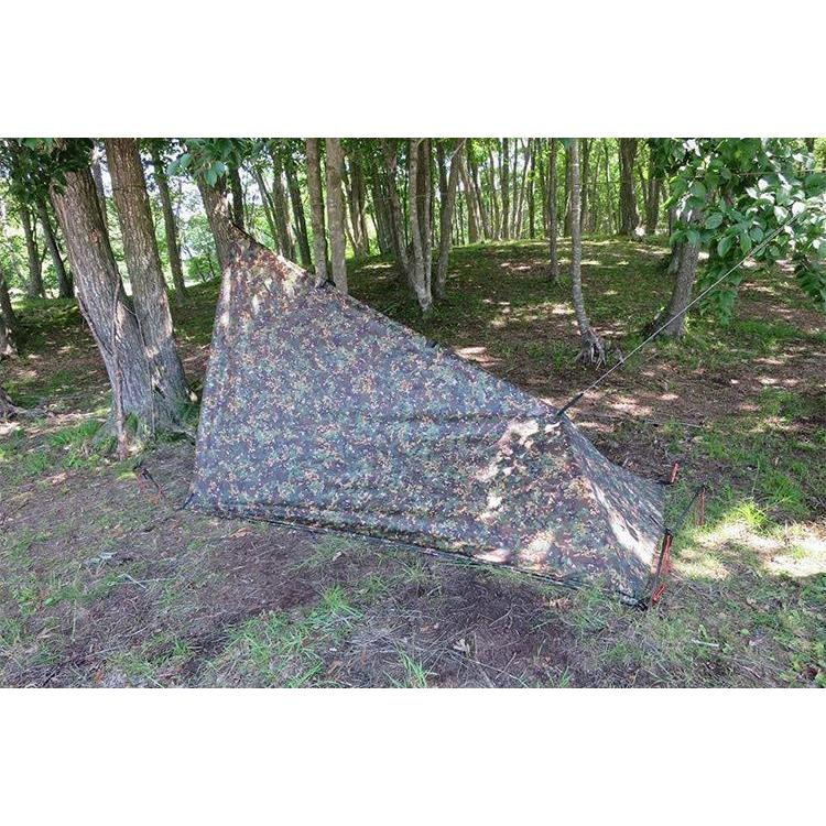 DD 3mx3m Lightweight Tarp MC-Shelter-BushcraftLab