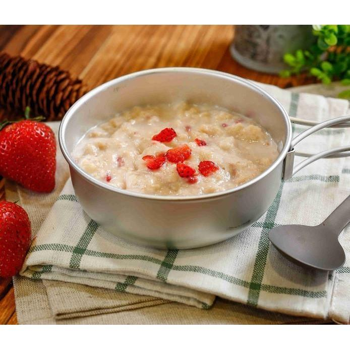 Expedition Foods Porridge With Strawberries Regular-Preppers-BushcraftLab