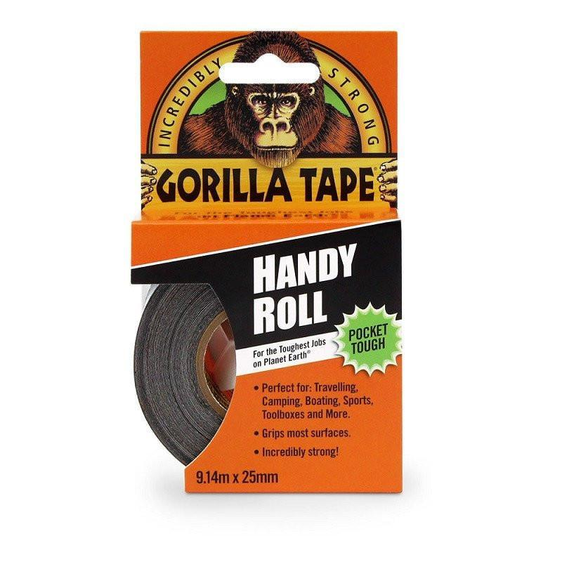 Gorilla Tape Handy Roll-Bushcraft-BushcraftLab