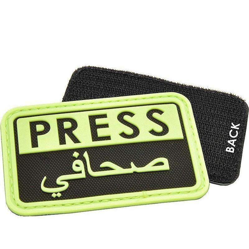 Hazard 4 Arabic Press Morale Patch
