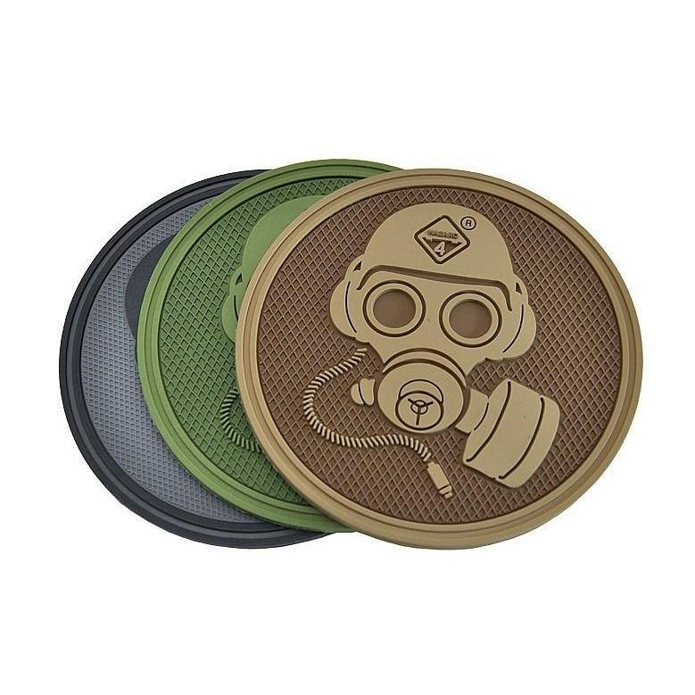 Hazard 4 Special Forces Gas Mask Morale Patch-Clothing-BushcraftLab