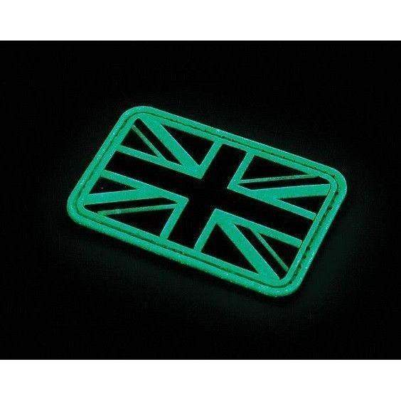Hazard 4 Union Jack Morale Patch