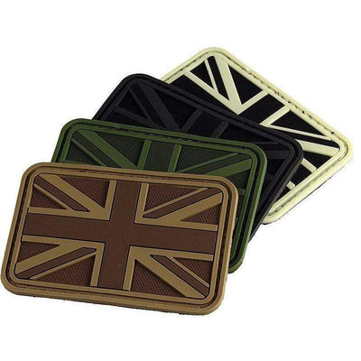 Hazard 4 Union Jack Morale Patch-Clothing-BushcraftLab