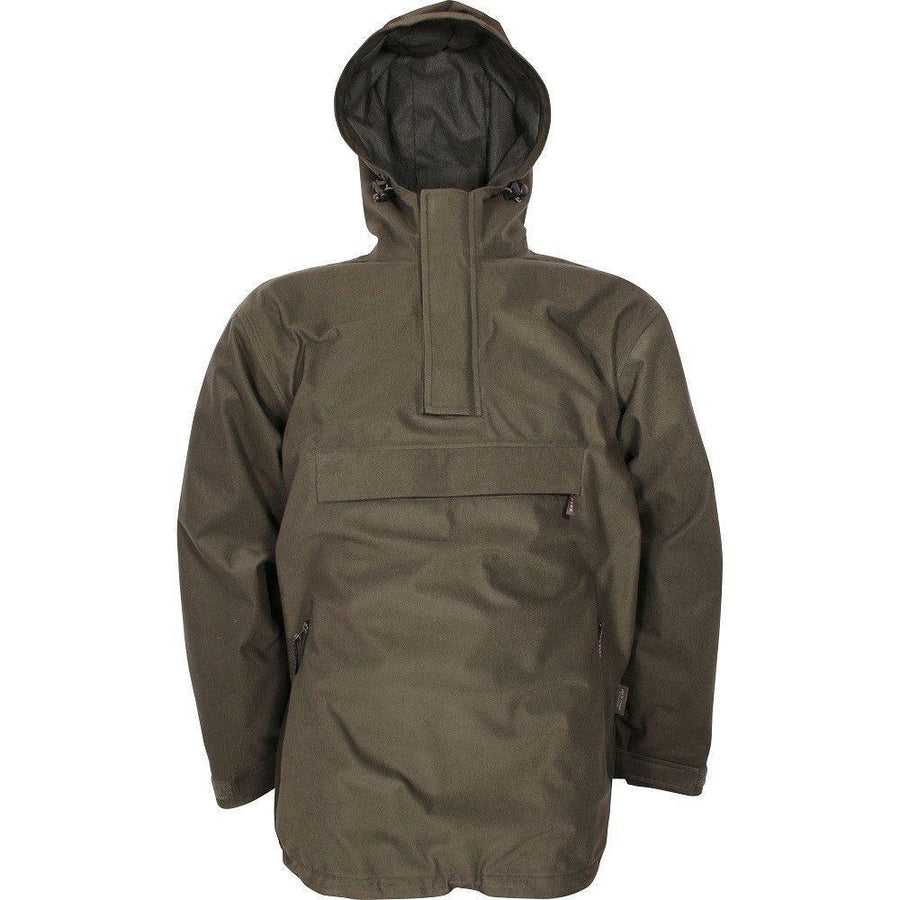 Jack Pyke Galbraith Smock Brown-Clothing-BushcraftLab