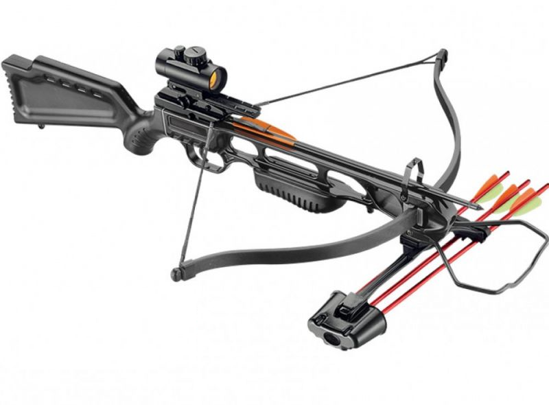 Crossbows For Sale With Free Postage UK - BushcraftLab