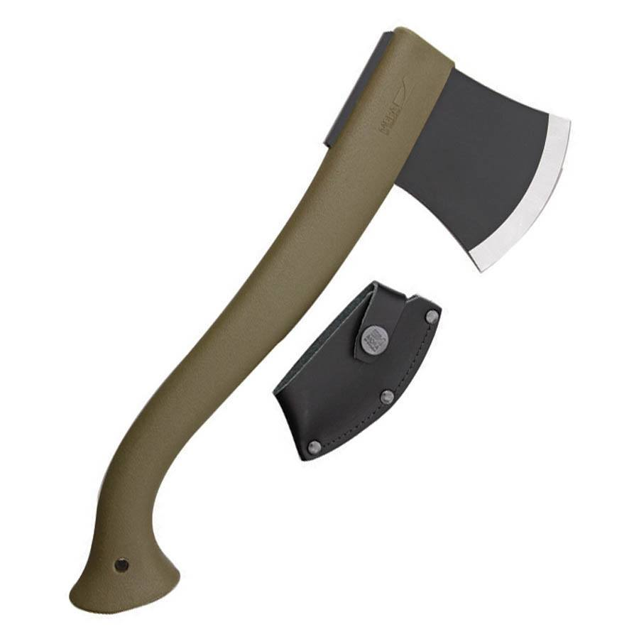 Bushcraft Axe and the best small bushcraft axe here