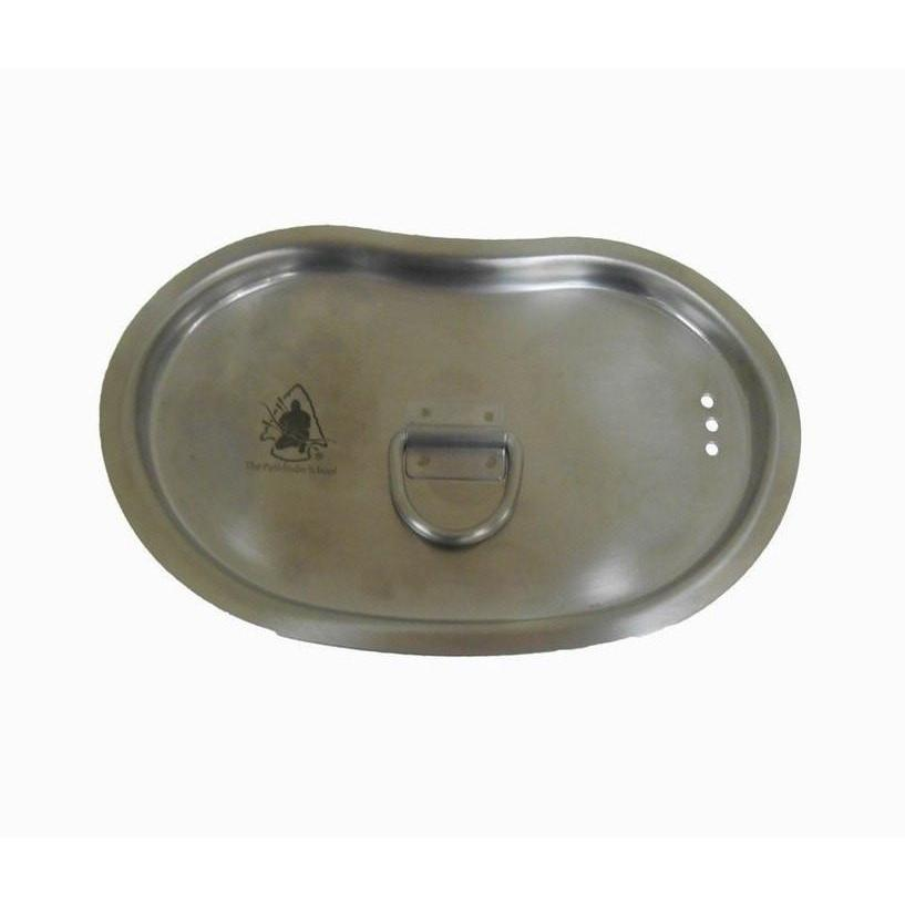Pathfinder Stainless Steel Canteen Cup Lid