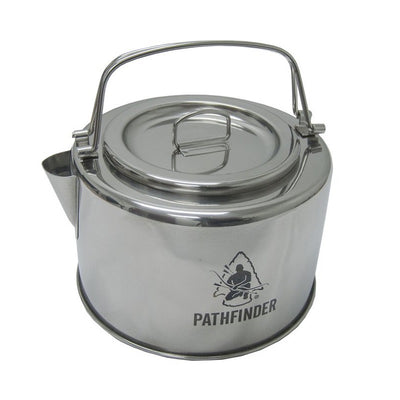 Pathfinder 1.2 L Stainless Steel Filter Kettle