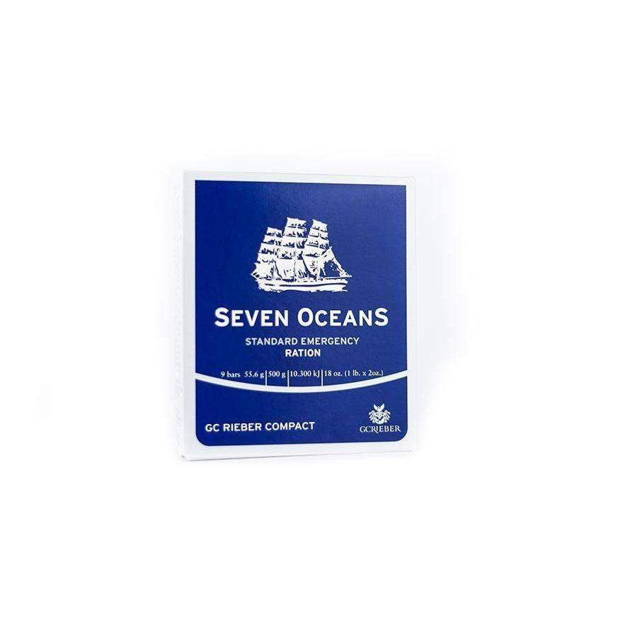Seven Oceans Emergency Biscuits Box