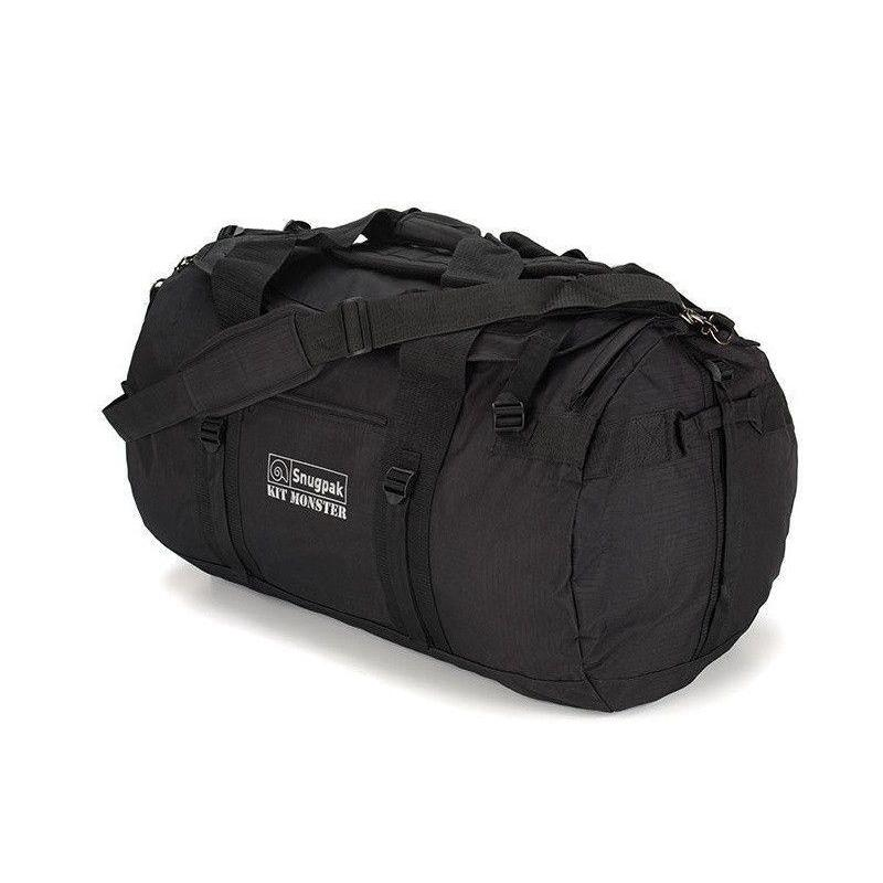 Snugpak Kit Monster 120L Holdall Black-Bags-BushcraftLab
