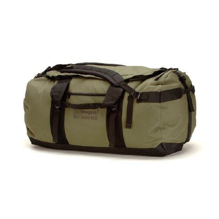 Snugpak Kit Monster 120L Holdall Olive