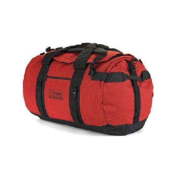 Snugpak Kit Monster 120L Holdall Red