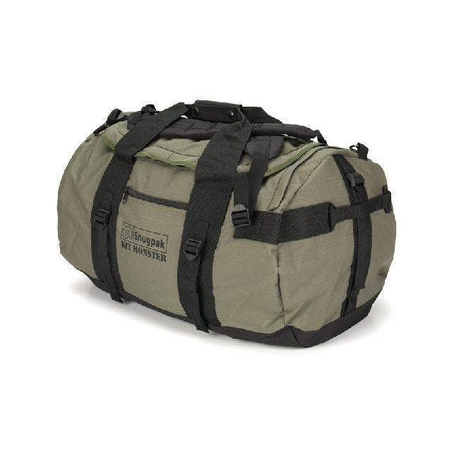 Snugpak Kit Monster 65L Holdall Olive-Carry-BushcraftLab
