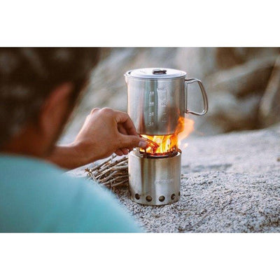 Solo Stove Backpacking Stove-Camping-BushcraftLab