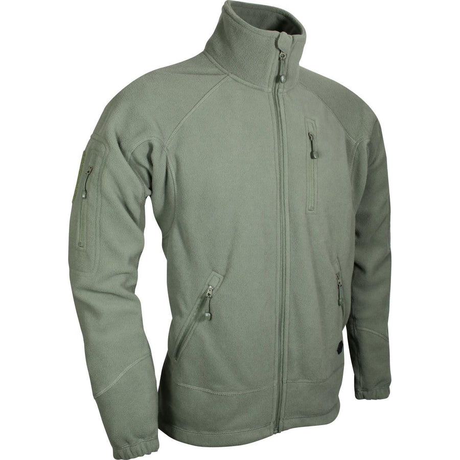 Viper Special Ops Fleece Jacket Green-Clothing-BushcraftLab