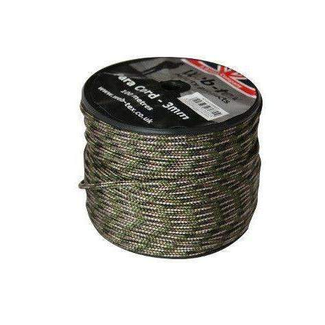 Web-Tex Paracord Roll 100M MTP VCAM-Prepping Gear-BushcraftLab