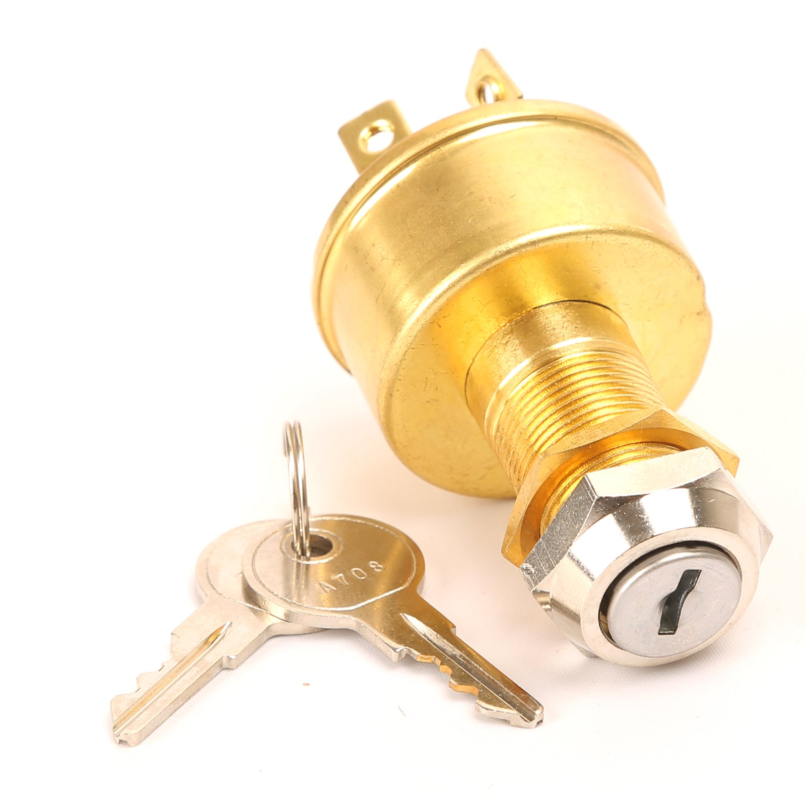 IGNITION SWITCH WITH KEY MARINE BOAT