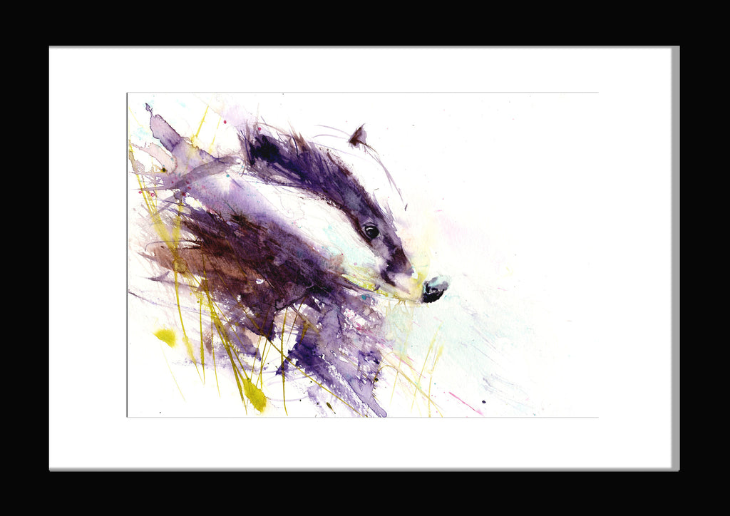 Signed Limited Edition Print