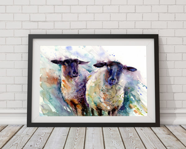 how to create prints from original art
