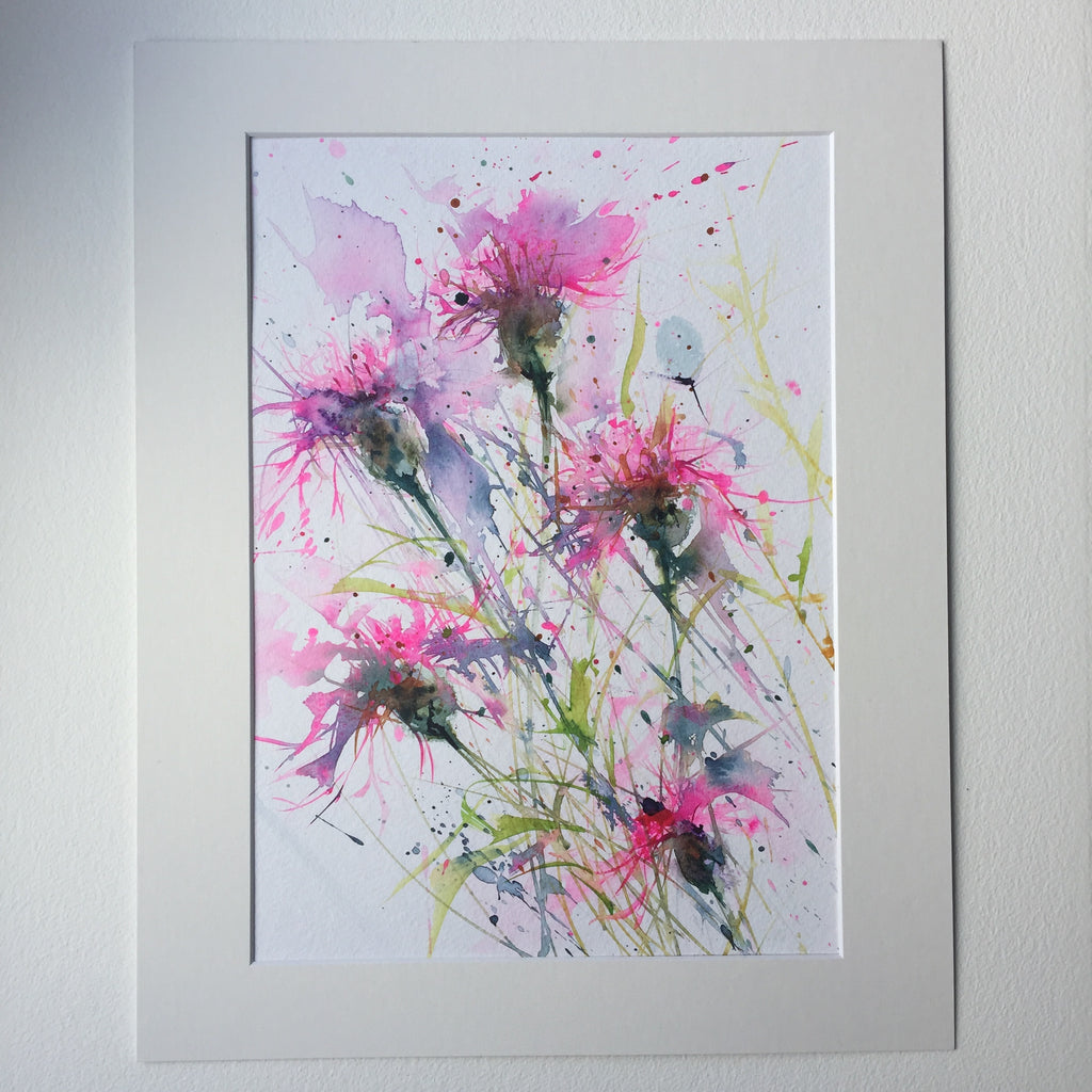 Original watercolour paintings - Studio clearance