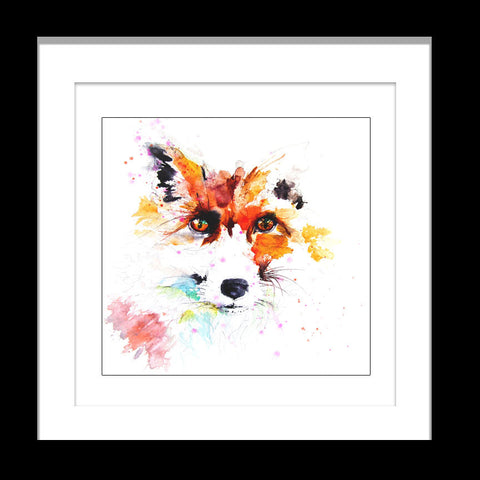 JEN BUCKLEY signed LIMITED EDITON Red Fox