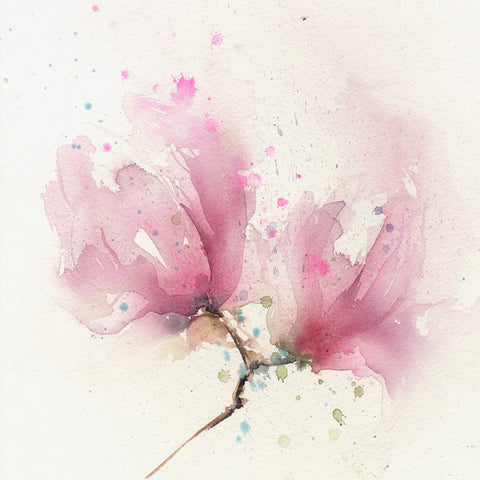 "Limited edition art print ""Magnolia"""