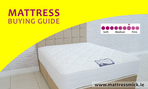Mattress Buying Guide from Mattress Mick's