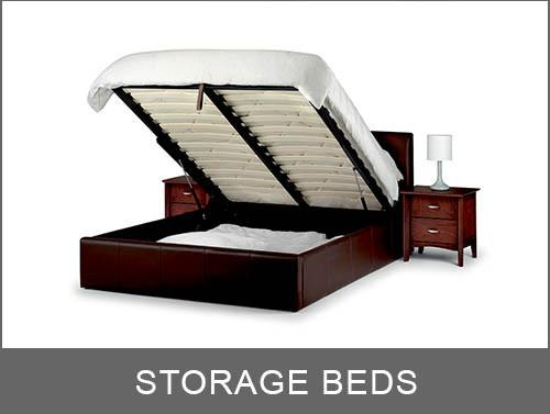 storage beds collection
