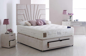 Double Topaz Pocket Spring Memory Foam Mattress