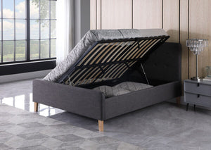 Ashgrove Storage Bed | Double