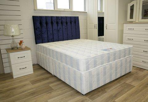 3ft Madrid Bonnel Spring Mattress