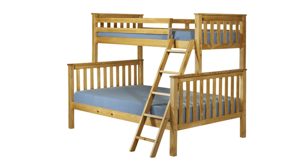 Pine Triple bunk bed