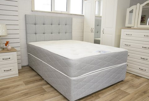 Valencia Divan Bed | Double | 4ft6
