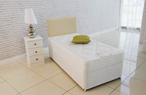 single Coil Sprung Mattress