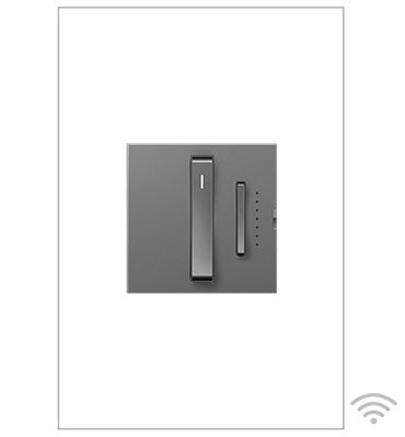 Whisper Dimmer, 600W Wi-Fi Ready Master,  (Incandescent, Halogen)