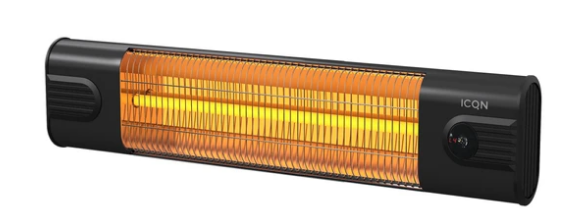 Infrared Heater With Remote Control
