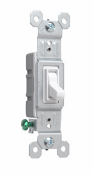 Toggle Switch, White