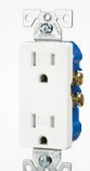 Decora Receptacles by Cooper