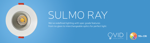 Sulmo Ray with interchangeable optics