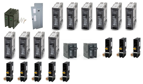 100A Panel Package Promo with Surge Protection