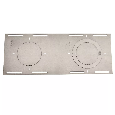 Multi Size Mounting Plate