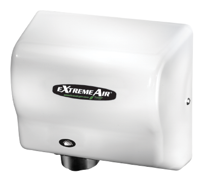 Extreme Air Hand Dryers with 12 sec dry time