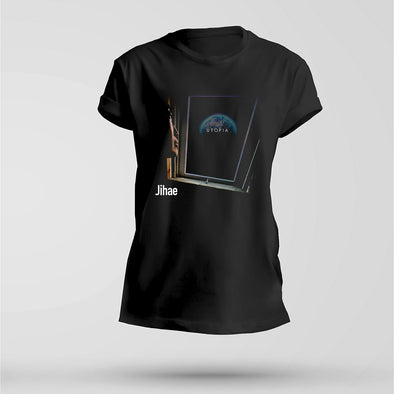 Utopia Single Cover T-Shirt