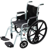 Poly-Fly High Strength, Lightweight Wheelchair